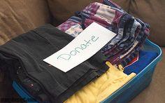 مطمئن باشید لباسی که چند ساله دست نخورده تو کمدتون مونده، تا آخر عمرتون هم پوشیده نمیشه. این یه اصل ژاپنی تو مدیریت فضاست که میگه هر چیزی که دو سال بی استفاده موند، تا ابد بیاستفاده میمونه. http://rangirangi.com/donate-old-clothes/