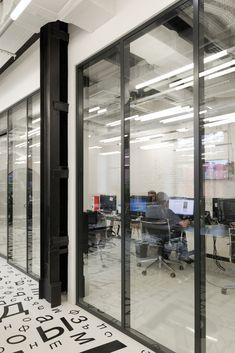 Gallery of Gazeta.ru News Agency Office / Nefa Architects - 11