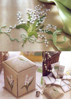 Master Reiko Mori Collection 01 - Embroidery Book - Japanese craft book