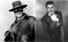 Zorro- Guy Williams was a hottie!!!