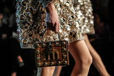 Dolce & Gabbana Spring 2014 Ready-to-Wear Collection on Style.com: Atmosphere