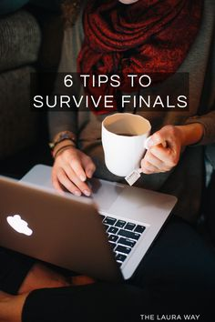 Finals week is here. In order to get the most out of finals, you need to be prepared, so here's six tips to survive finals with.