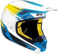2014 Answer Evolve Spectrum Motocross Helmets