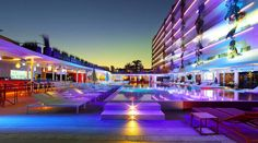 Ushuaia Ibiza Beach Hotel - The Official Web Site, pinned by www.ibizadiscover.com