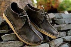 Clarks Original   Fall/Winter 2012 Camo Collection