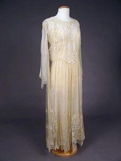 1915 Tea Gown by Sacheverelle, via Flickr