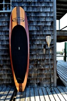 Wood Paddleboards by Three Brothers Boards