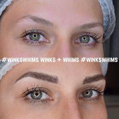 Eyebrow Brows Microblading Brows Eyebrow Embroidery Eyebrow Feathering Calgary Canada Makeup Makeup Lovers Permanent Makeup Permanent Cosmetics Cosmetic Tattooing Winks + Whims WINKS WHIMS WINKWHIMS