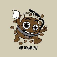 Kool-Aid man on coffee Coffee Talk, Coffee Is Life, I Love Coffee, Happy Coffee, Kool Aid, Coffee Drinks, Coffee Mugs, Coffee Lovers, Espresso