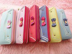 Sailor Moon Free Shipping Wallet Purse Hand Bag por NavidsonVintage