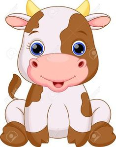 Illustration about Illustration of cute baby cow cartoon. Illustration of cute, brown, background - 40509255 Cute Baby Cow, Baby Cows, Cute Cows, Cute Babies, Cartoon Drawings, Animal Drawings, Cartoon Art, Cute Drawings, Cow Cartoon Images