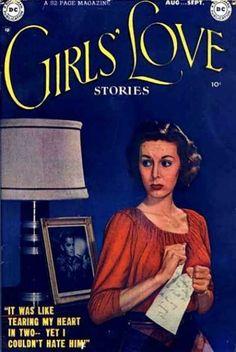 Girls' Love Stories 1