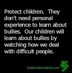 Dealing With Difficult People, Bullies, Homeschooling, Curriculum, Schools, Zen, Encouragement, Parents, Learning