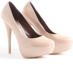 Nude High Heels-don't we both have some? Bring them! @Rachel Lee