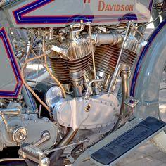 Old School Harley Cool