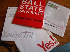 Cool Acceptance Packets To College  Google Search  The College