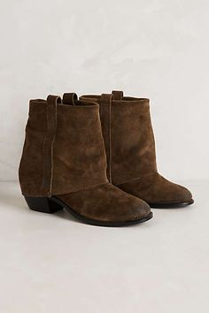 23abeb39afb3 Anthropologie - Jai Foldover Booties Shoes Heels Boots