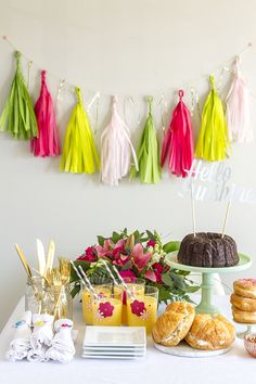 How To Throw A DIY Luncheon Party - http://decor10blog.com/decorating-ideas/how-to-throw-a-diy-luncheon-party.html
