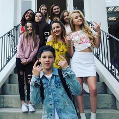 "Hayden Summerall on Instagram: ""Amazing Release Party last night for the new show Hyperlinked on Disney's YouTubeRed channel.. Go Watch Episode #9 right now and you will…"""