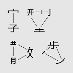 A Chinese Font Walk Client: Faces Publishing  Year: 2014 WANGZHIHONG
