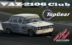 Assetto Corsa   VAZ-2106 СLUB   TOP GEAR