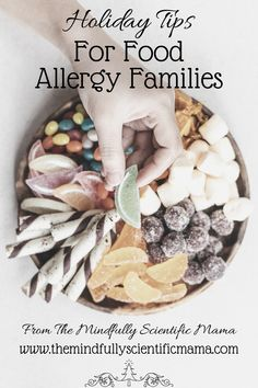 Holidays are a challenging time for those with food allergies. Get my tips for staying healthy and safe this season! Holiday Candy, Favorite Candy, Awesome Mom, Holiday Looks, Christmas Activities, Food Allergies, Best Mom, Healthy Eats, How To Stay Healthy