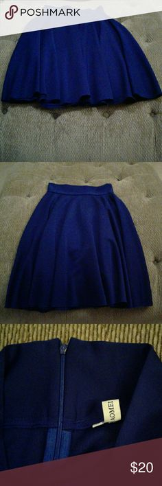 Midi pleated skirt Knee length, never worn Skirts Midi