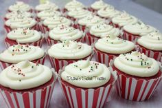 Christmas cupcakes - Diane's Sweet Treats, Newington CT
