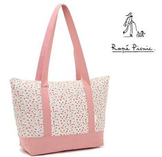 cotton bag pink