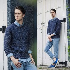 casual men's style