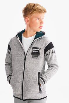 New Girl Jacket Zipper Ladies Turtle Neck Stripe Cotton Sale Jacket Top Nouvelle