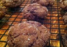 Chocolate GingerSpice Cookies Recipe -  I think Chocolate GingerSpice Cookies is a good dish to try in your home.