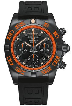 @breitling  Watch Chronomat 44 Raven #bezel-unidirectional…