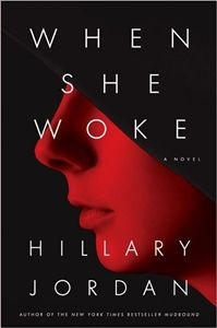"""Hillary Jordan's second novel, is a modern-day take on Hawthorne's The Scarlet Letter. As the result of a sexually transmitted pandemic nicknamed the """"Great Scourge"""", the United States has reverted back to a Puritan-like society. The country is being run by the Trinity Party–a group of fundamentalist Christians–and the separation between church and state has been eradicated. In this not-too-distant future, the economic strain of overcrowded prisons has been dealt with by imprisoning only…"""