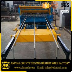 Manual Operated Chain Link Fence Machine Making With