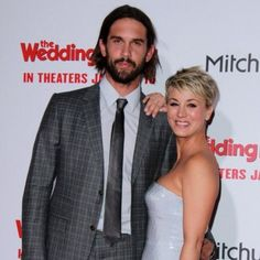 Kaley Cuoco Sweeting - Big Bang Theory star's husband Ryan has no issue with her ex boyfriend