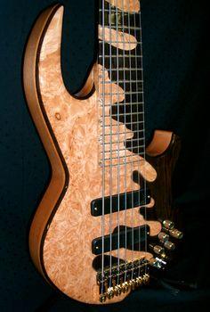 Conklin 7 string bass