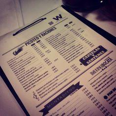 Menú en restaurante Wary Nessy, Villena, Alicante
