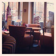 Campus Suite in Lübeck - nice cosy café