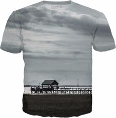 A Charleston Pier Visit ShirtStoreUSA.com for this and TONS of others!