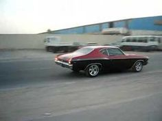 video - 1969 Chevelle stretching her legs
