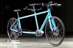 Custom Electric Bikes with Bosch Mid Drive, Gates Belt, & NuVinci Hub | Electric Bike Report | Electric Bike, Ebikes, Electric Bicycles, E Bike, Reviews: