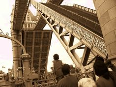 London Bridge is Up