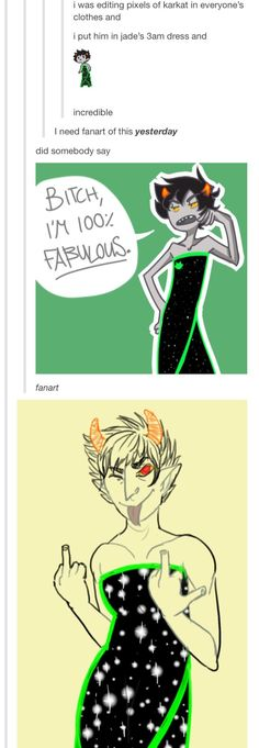 vocaloid homestuck | Homestuck, Fandoms and Posts on Pinterest