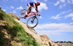 In his third appearance in the Olympic Games, The University of Arizona's former student, Todd Wells had his best performance with a tenth place finish in mountain biking!