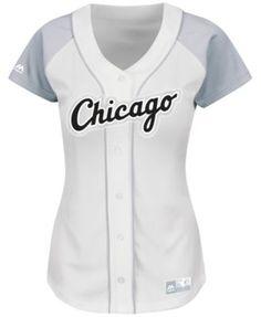 Majestic Women's Chicago White Sox Fashion Replica Jersey