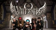 Wildnite release their classic glam rock self-titled debut – RAMzine Rock News, 80s Style, Glam Rock, 80s Fashion, Mind Blown, Classic, Pretty, Derby, Classic Books