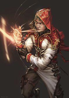 War Priest by KaelNgu.deviantart.com on @DeviantArt