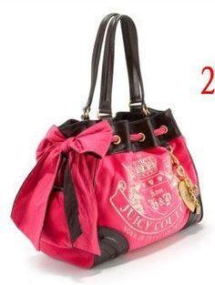 06efa21871 Juicy Couture Handbag In Peach And Coffee Gucci Handbags Outlet, Louis  Vuitton Handbags Sale,