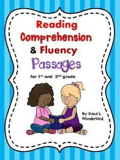 Free Reading Comprehension and Fluency Passages - This product contains three reading passages that you can use to practice reading fluency and comprehension.They are offered in 2 formats so you can pick the format that works best for you. Reading Comprehension Passages, Comprehension Activities, Reading Strategies, Reading Activities, Reading Skills, Teaching Reading, Free Reading, Comprehension Questions, Guided Reading